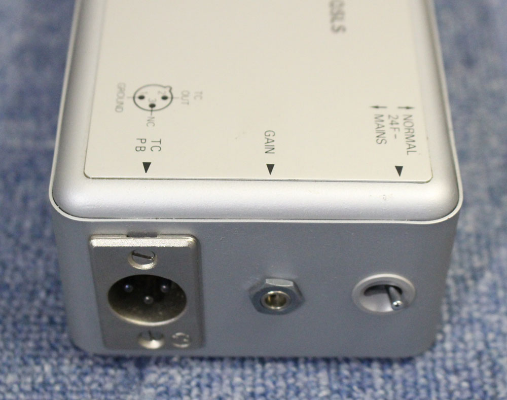 Nagra Iv-s Timecode Qsls Interface Audio For Video